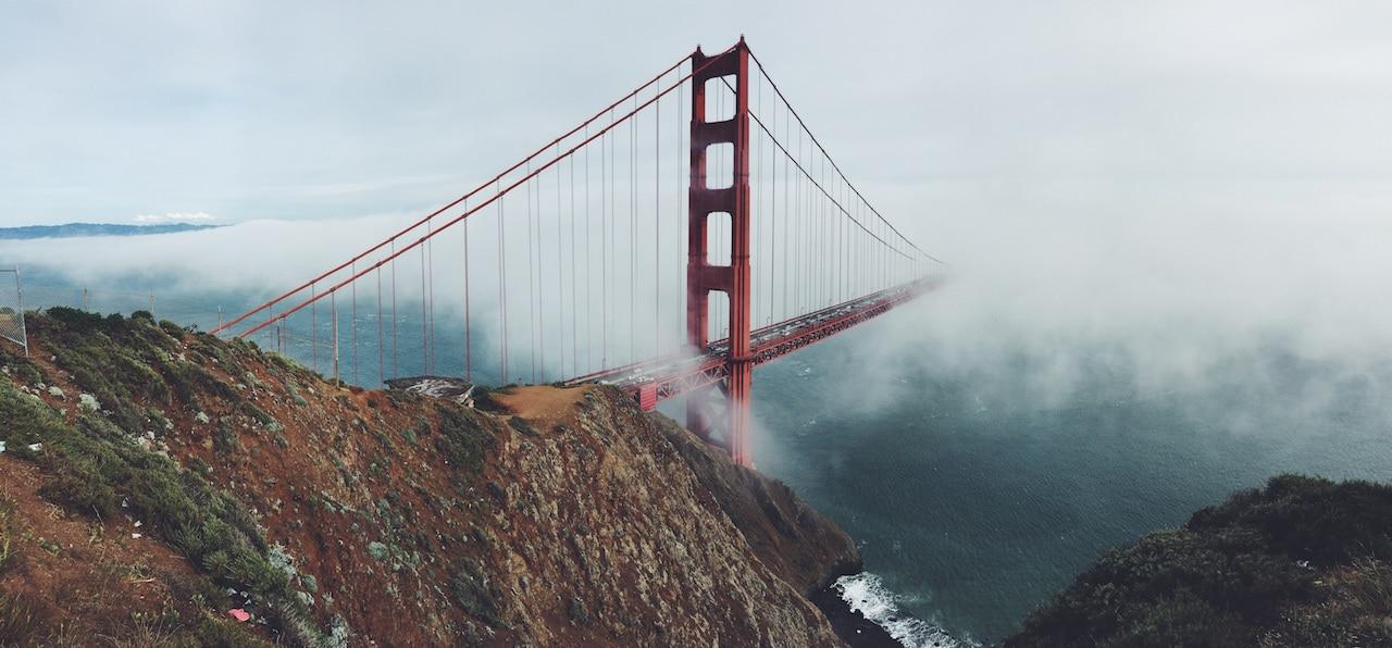 Un pont gigantesque
