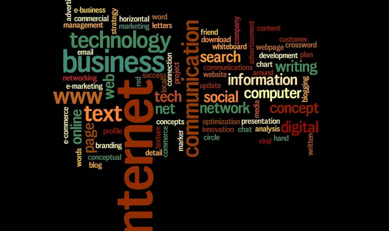 Un mur de mots autour du terme communication