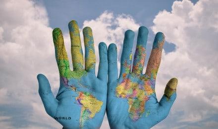 main monde