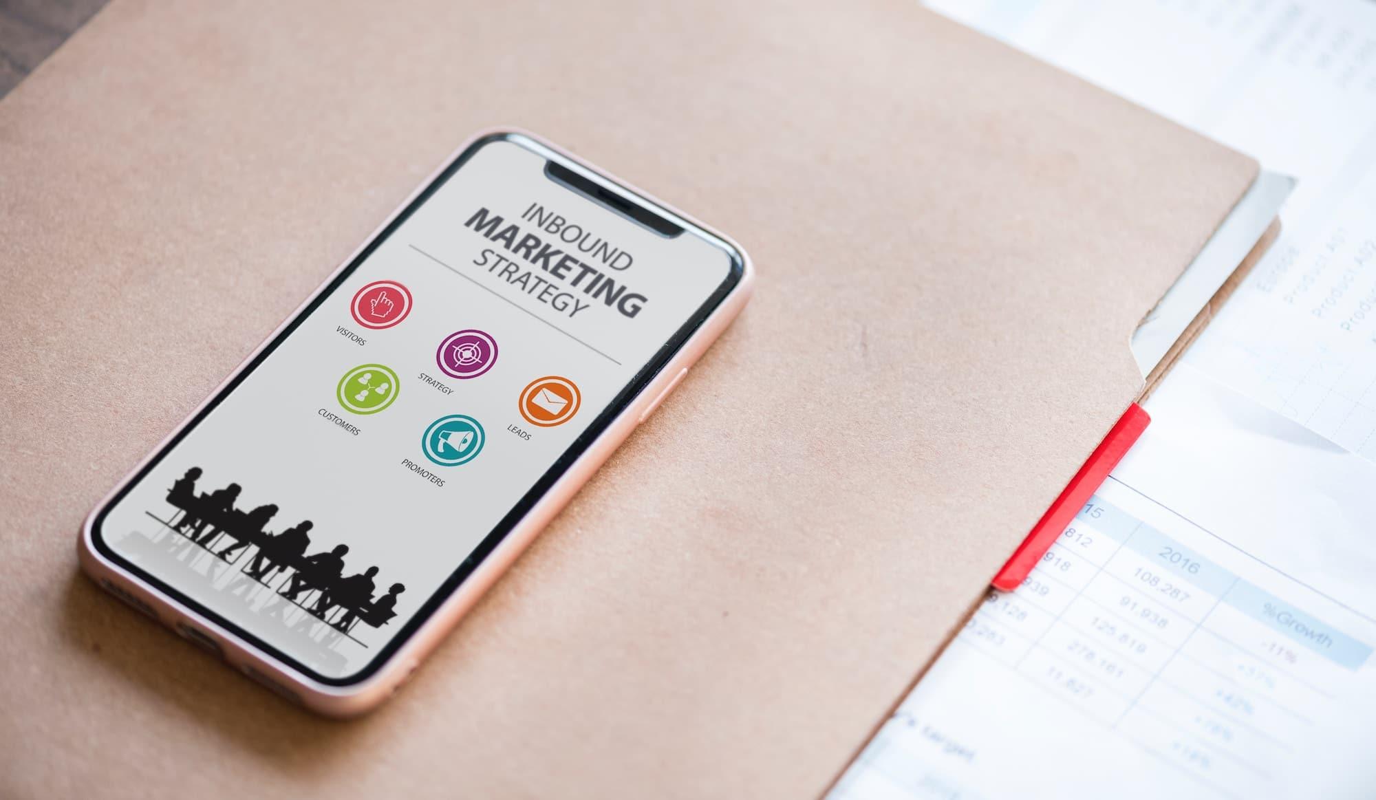 Indbound marketing strategy