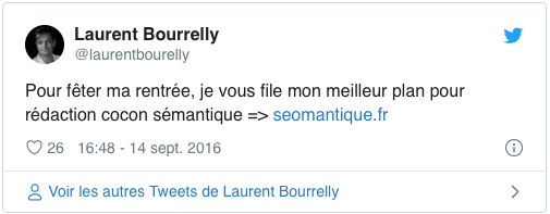 Laurent Bourrelly témoignage