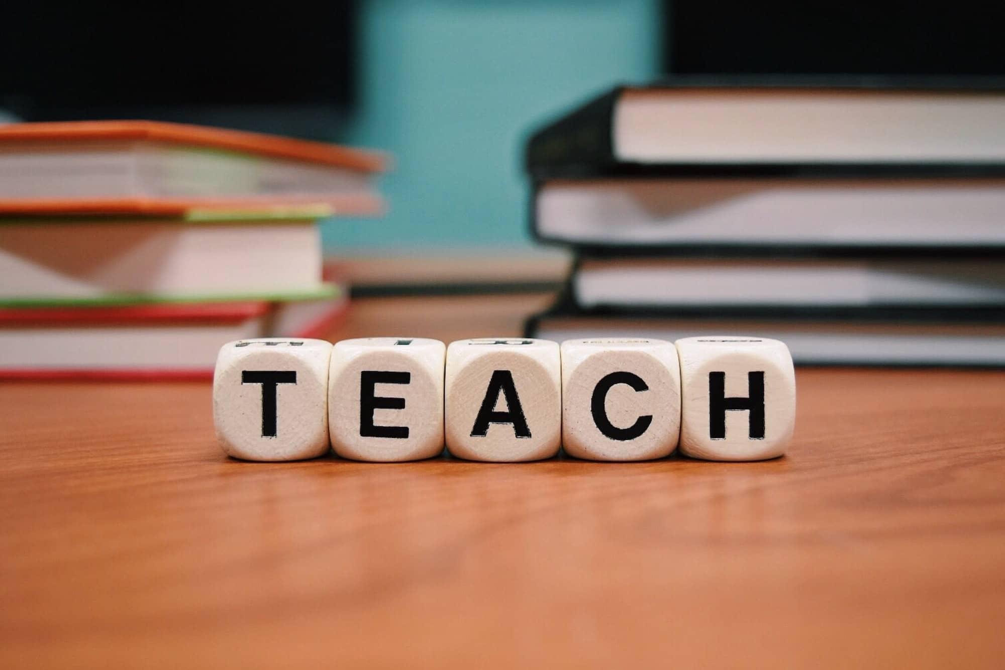 Teach en alphabet