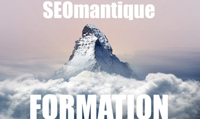 Formation SEOmantique