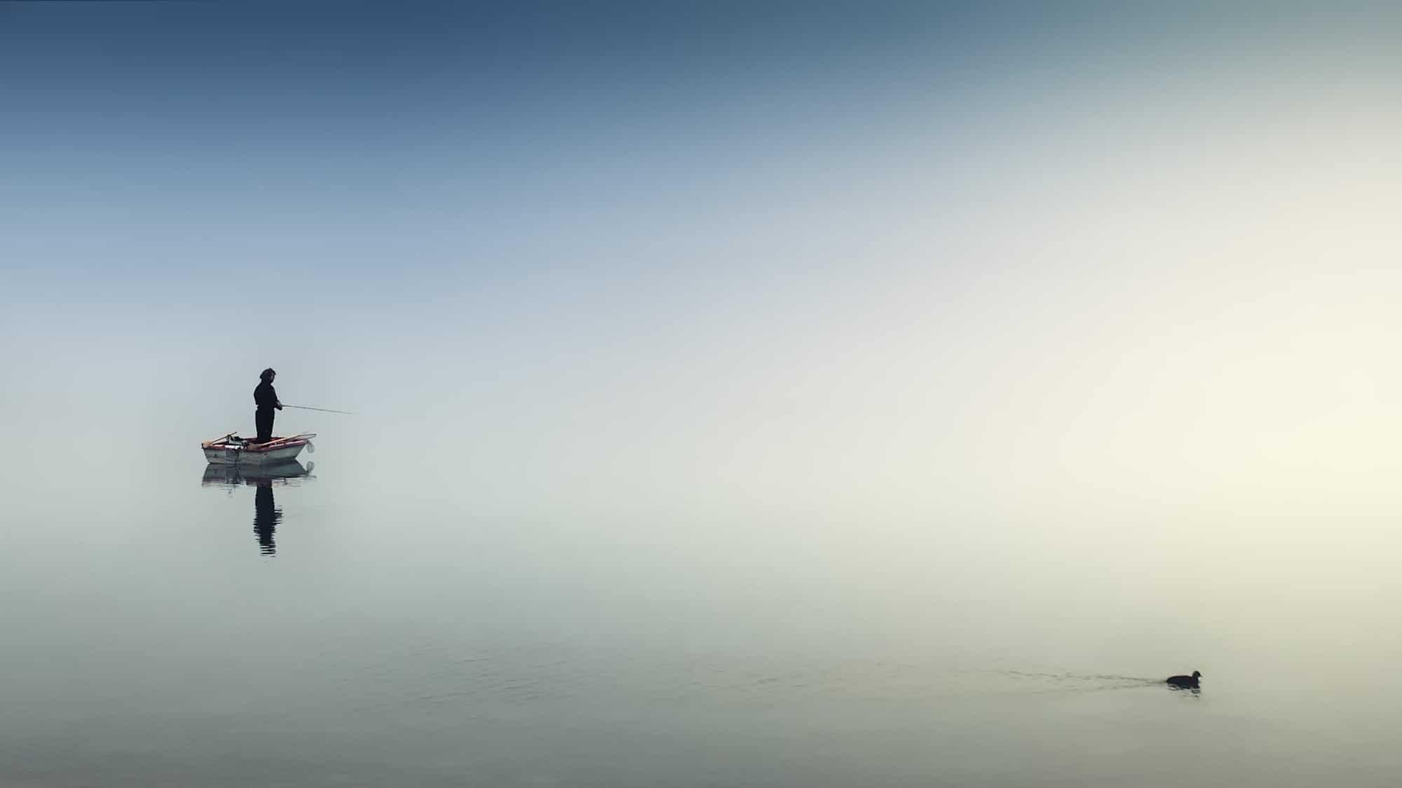 barque pêcheur
