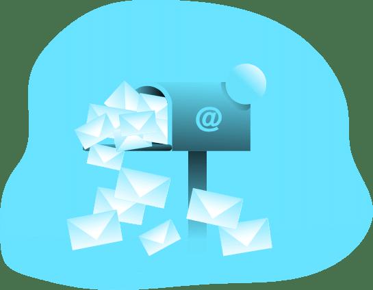 Boite mail pleine